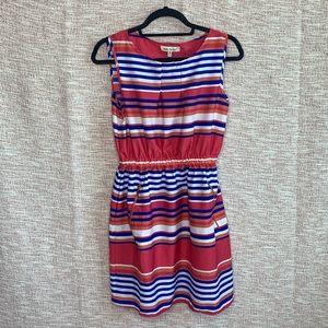 [Speed Control New York] Striped Sun Summer Dress